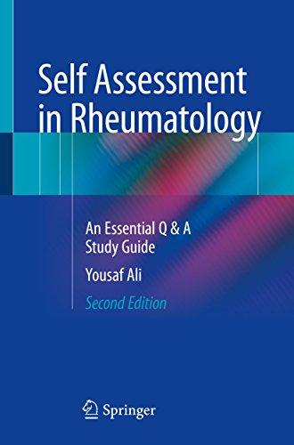 Self Assessment in Rheumatology: An Essential Q & A Study Guide