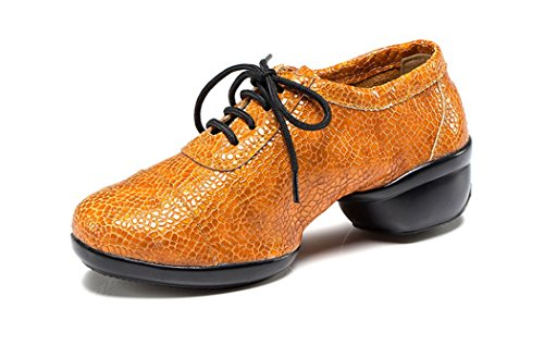 Orange bal Minitoo de femme 4cm Heel Salle Iq4wZ