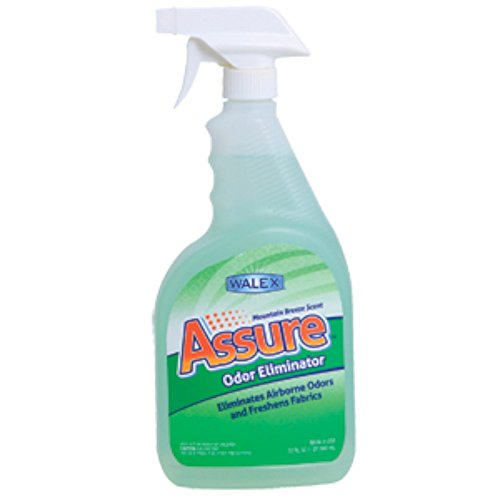 Walex ASSURERV32ounce Assure Odor Eliminator Spray, Pack of 1