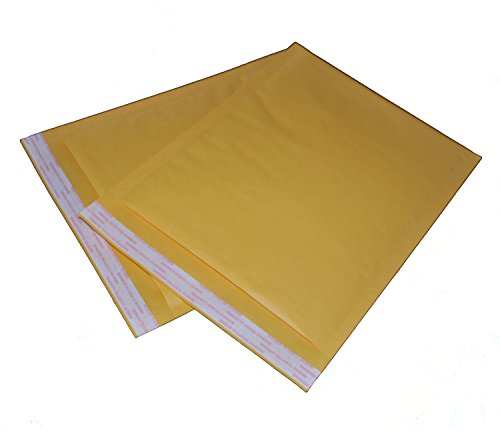 25#3 8.5x14.5 Kraft Bubble Mailers Padded Envelopes #3