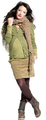 Maternity Corduroy Pants (Xsmall (0-2), (Corduroy Maternity Pants)