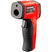Powerbuilt Temperature Gun Infrared Laser Thermometer