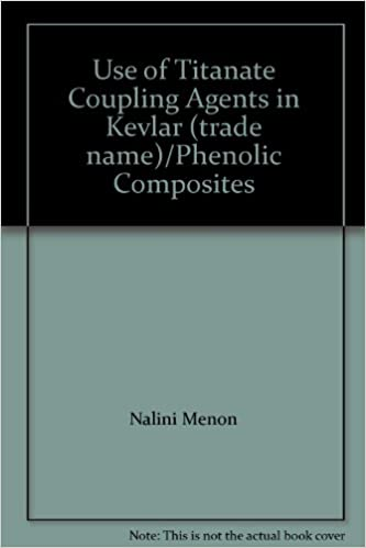 Use of Titanate Coupling Agents in Kevlar (trade name