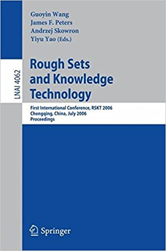 Rough Sets and Knowledge Technology: First International