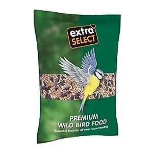 Extra Select – Comida para pájaros Salvajes (1 kg)