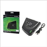 Xbox 360 Slim Potente Ventilador Enfriador Compatible Con Xbox 360 Slim