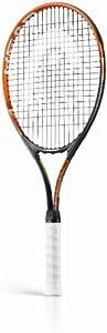 HEAD Radical 27 Erwachsene Tennisschläger grau Grey/Orange 4 Grip