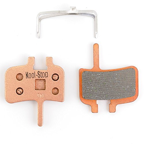 Kool Stop disc brake pads AVID (to fit: Avid Juicy 5/7 and ball bearing 7, with aluminium) by Kool Stop