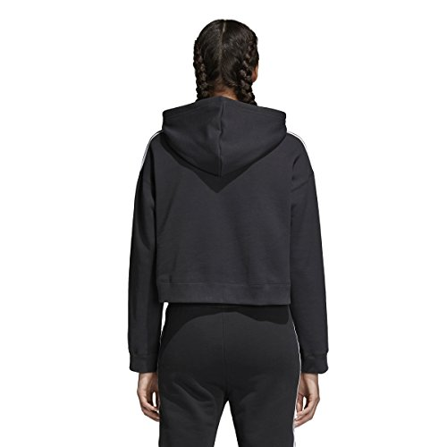 Large Product Image of adidas Originals Women's Cropped Hoodie, Black, S