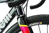 Cinelli Zydeco Gravel Frameset - Full Color - Large