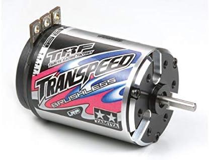 タミヤ TRFシリーズ ハイパフォーマンスモーター トランスピード ブラシレス3.5T 42124