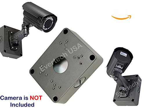 Black Box Waterproof Bullet Camera - 8