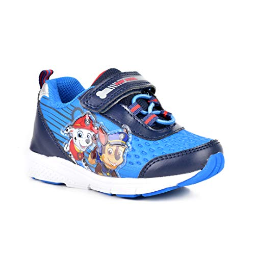 Patrol Sneaker Shoes - Paw Patrol Nickelodeon Toddler Boys Light Up Athletic Shoes