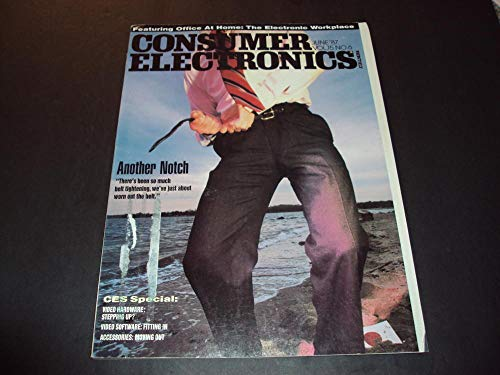 Consumer Electronics June 1987 CES Special