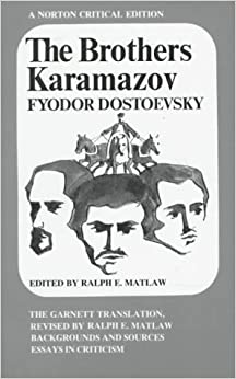 \\IBOOK\\ The Brothers Karamazov: The Garnett Translation (Norton Critical Editions). Cancun Grado Spirolox names staffing Ballard