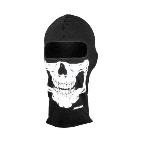 Schampa Skull Balaclava - Moto-Xpress Schampa Lightweight Balaclava - Skull