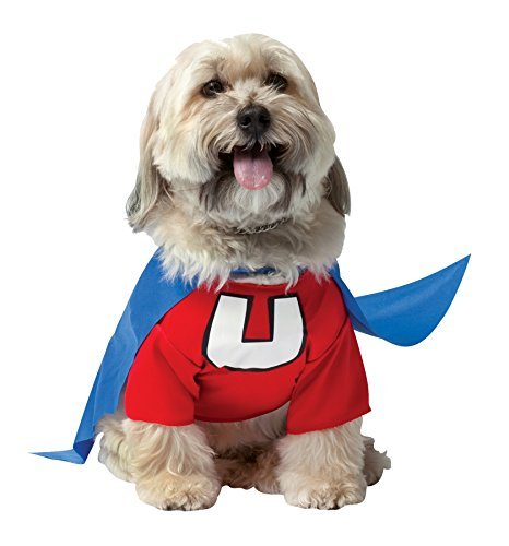 UHC Underdog Cartoon Superhero Funny Theme Fancy Dress