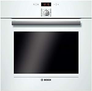 Bosch HBA74S421E - Horno (60 L, 3580 W, Eléctrico, 3580 W, 220-240 V, 50/60 Hz) Color blanco