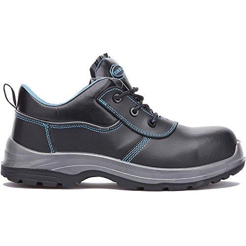 Paredes SP5020ne48grafito–Zapatos de seguridad S3talla 48negro/azul