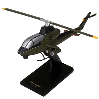 Actionjetz AH-1W Super Cobra Model Airplane