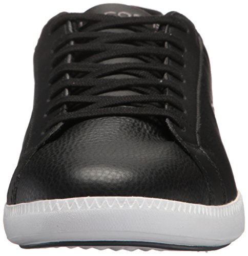 Graduate LCR3 Lacoste Sneakers Leather Grey Men's TqO67