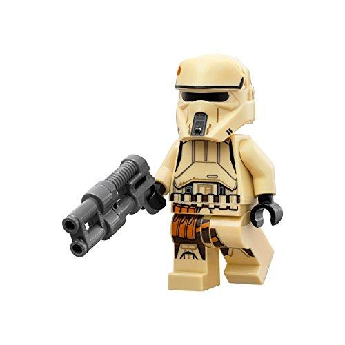 LEGO Star Wars: Rogue One - Scarif Stormtrooper Minifigure (New Stormtrooper)