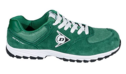 Dunlop Flying Arrow – Scarpe (45): Verde