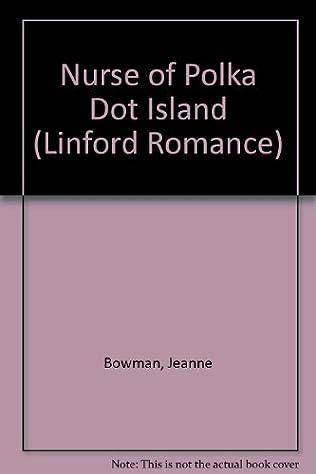 book cover of Nurse of Polka Dot Island