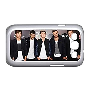 Generic Silicone Art Phone Cases For Teen Girls Printing One Direction For Samsung Galaxy S3 I9300 Choose Design 4