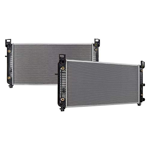 - Mishimoto R2370-AT 2002-2014 Cadillac Escalade Replacement Radiator