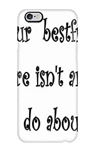 XjIJWFI6909SEiTI Tpu Phone Case With Fashionable Look For Iphone 6 Plus - Funny Friendship Quotes