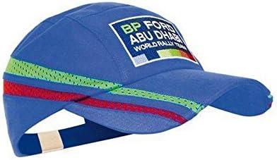 BP Ford Abu Dhabi World Rally WRC Gorra del Equipo: Amazon.es ...