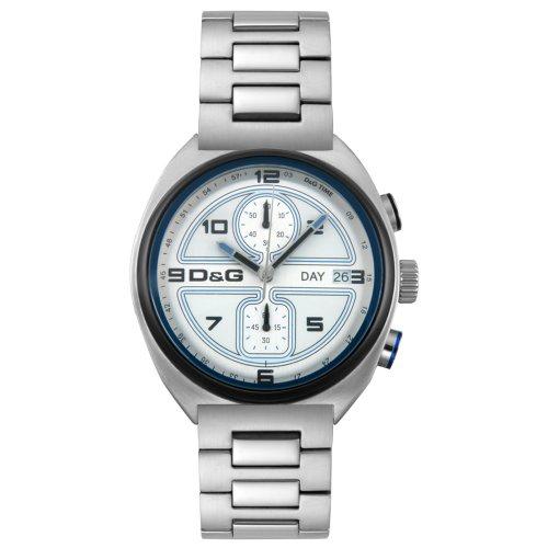 D&G Dolce & Gabbana Men's DW0301 Song Collection Chronograph - New And Gabbana Collection Dolce