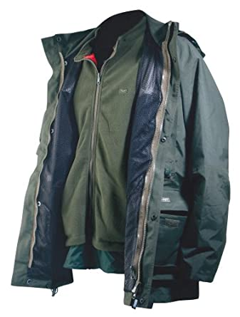 HART Duro de Caza Chaqueta Quarff, tamaño XL, Color Verde: Amazon.es: Ropa y accesorios