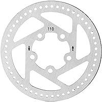 Bnineteenteam Bromsskiva roterande elektrisk cykel bromsskiva rotorskydd för Xiaomi Mijia M365