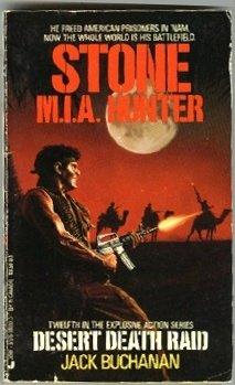 book cover of Desert Death Raid