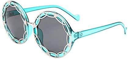 Outray Women's Vintage Style Round B108 Sunglasses