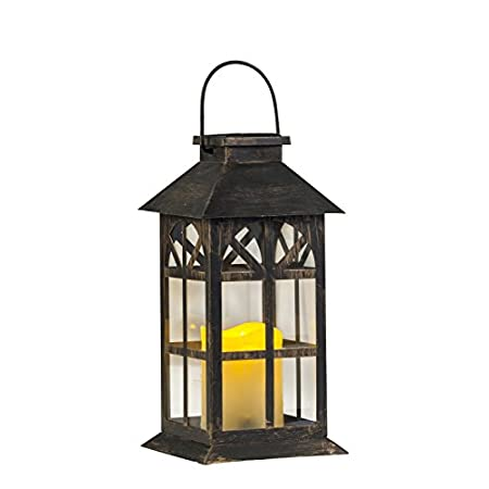 413XI1giFaL._SS450_ Nautical Lanterns and Beach Lanterns