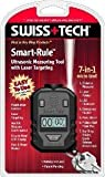 SwissTech SRTWCR-PS Smart-Rule Xi 7-in-1 Ultrasonic Measure with Laser Targeting