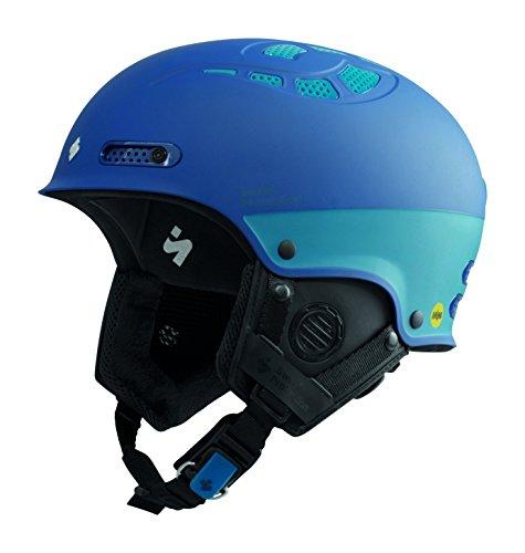 Sweet Protection Igniter II MIPS Ski and Snowboard Helmet, Matte Midnight Blue, Medium/Large
