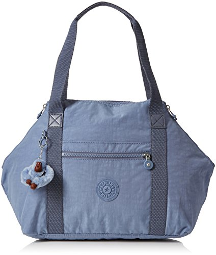 C Timid Blue Art Cartables Kipling Bleu a17cw