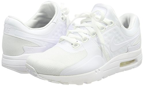 Grey Air Essential white pure Max Bianco Nike Basse Scarpe Uomo Ginnastica Zero Da wolf Platinum white HqxtdOtwC