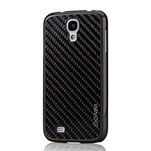 GGMM Carbon-S Carbon Fiber Case for Samsung Galaxy S 4 - Carrying Case - Retail Packaging - Black
