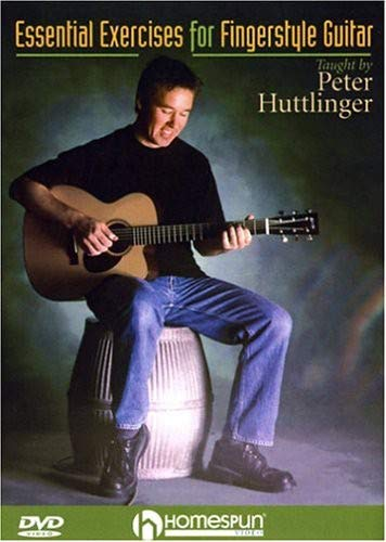 DVD-Essential Exercises for Fingerstyle Guitar ()