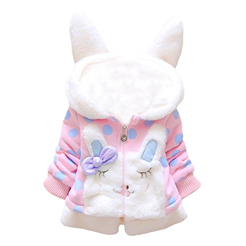 Infant Hooded Fleece Jacket - 5