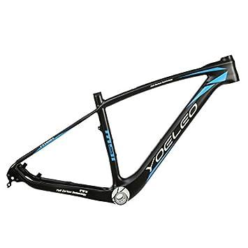 YOELEO M91 Marco de Bicicleta de Carbono 29er Azul para Bicicleta ...
