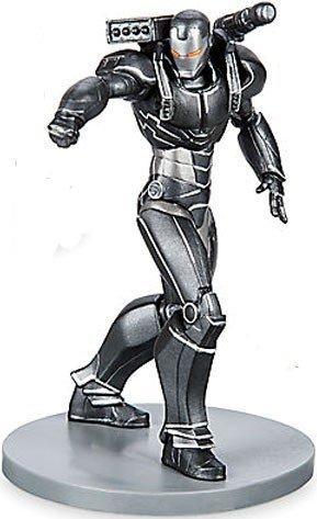 Disney Marvel Avengers War Machine PVC Figure [Loose] Disney Pvc Figure