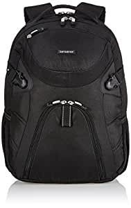Samsonite Wanderpacks Laptop Backpack L Mochilas de a diario, 34 L, Negro (Negro)