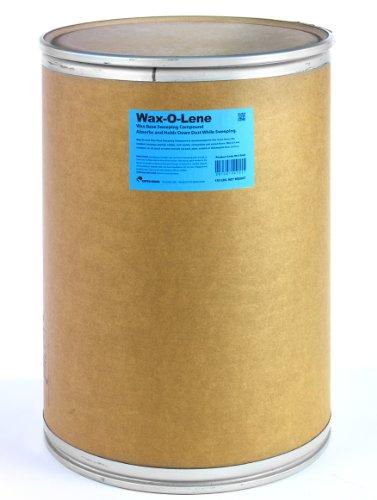 (Cotto-Waxo W-6 Wax-O-Lene Wax Base Sweeping Compound, 150 lbs Drum )