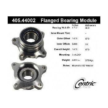 Centric 405.40021E Wheel Bearing
